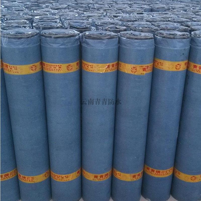 云南自粘聚合物改性沥青防水卷材2mm