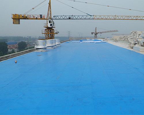 轻钢结构复合屋面保温防水