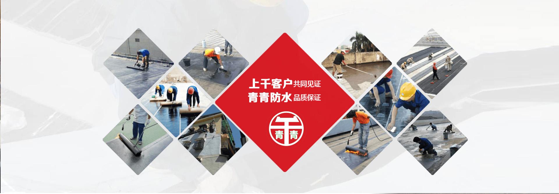 云南昆明青青防水卷材厂