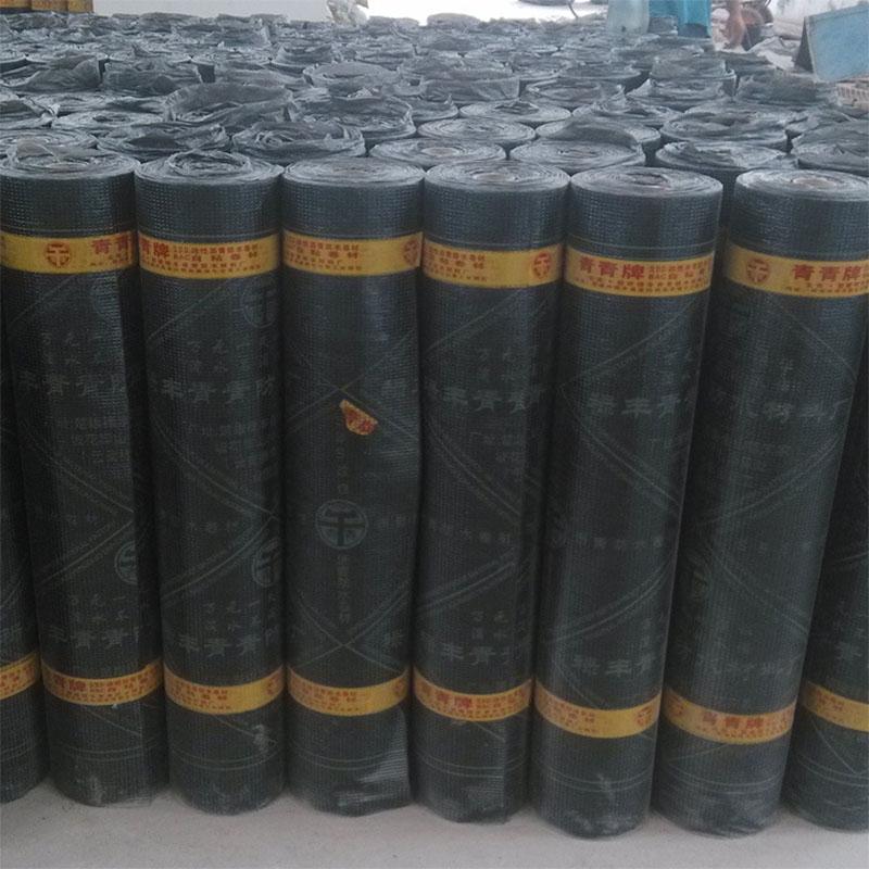 云南SBS改性沥青防水卷材3mm复合胎铝膜