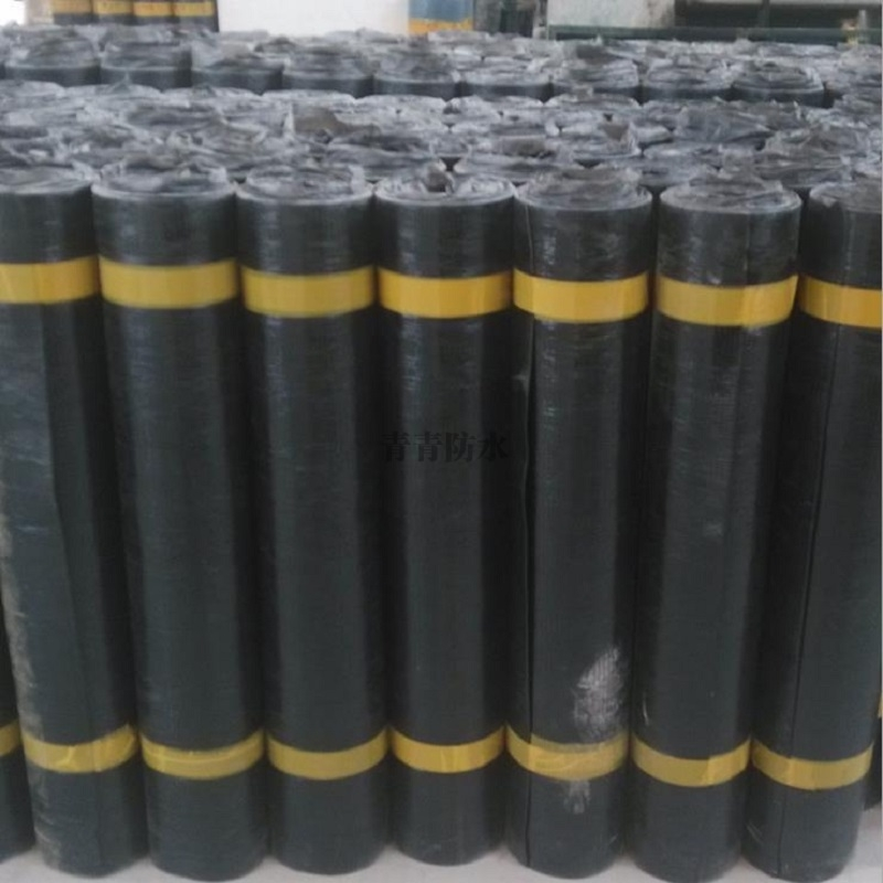云南SBS改性沥青防水卷材2mm胎塑膜