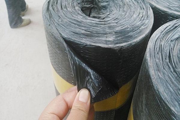 云南防水卷材厂家青青防水教您如何辨别防水材料的真假?