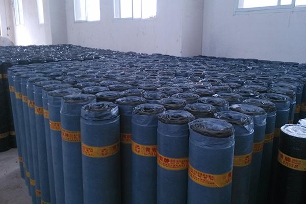 云南防水卷材厂家告诉你丙纶防水卷材的详解