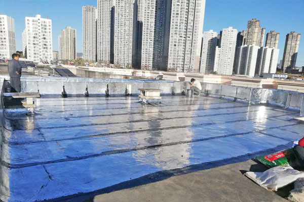 云南SBS防水卷材在屋面防水施工中易出现的问题及处理方法